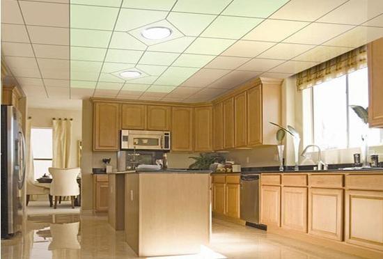 廚房集成吊頂美圖裝修效果圖