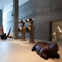 艺术展厅设计装修效果图