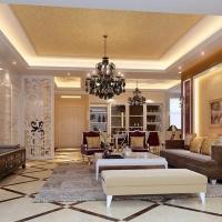 精美的沙发背景墙设计装修效果图