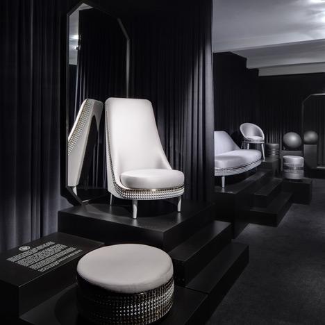 欧式家具展示室内设计装修效果图