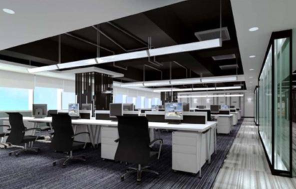 办公设计 办公设计装修效果图
