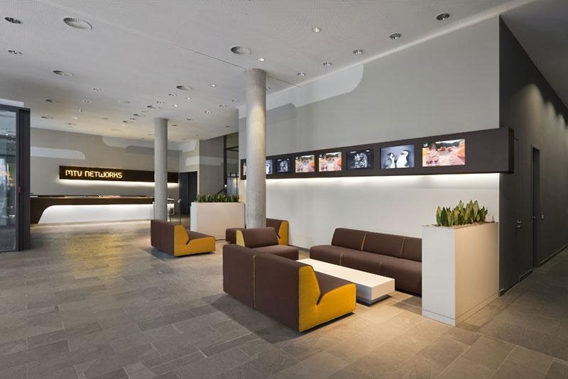 2012最新办公设计装修效果图