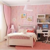 温馨雅致儿童房装修效果图