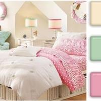 暖色系温馨舒适儿童房装修效果图