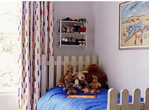 三室两厅地中海风格儿童房
