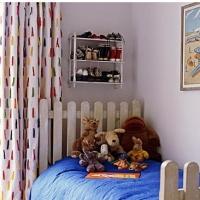 夏日的清凉_地中海风儿童房装修效果图