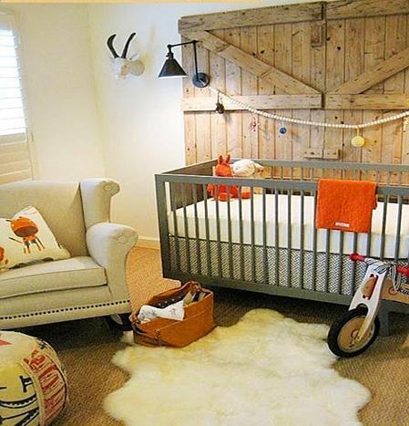 三室一厅田园风格小卧室