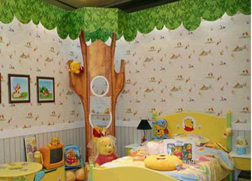 打造小朋友的童话王国装修效果图