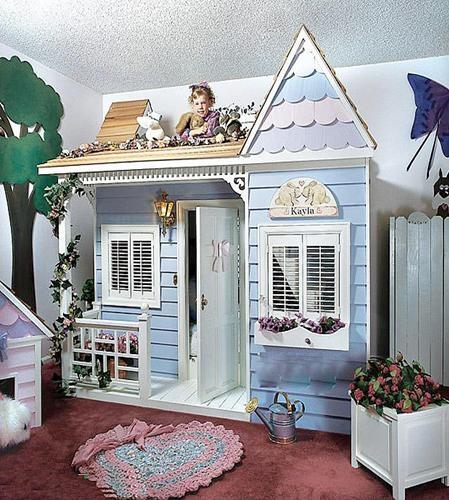 三室一厅英式风格交换空间