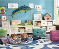两室两厅内的儿童交换空间装修效果图
