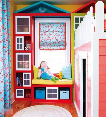 两室两厅雅致主义小卧室