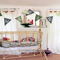 甜美雅致婴儿床装修效果图