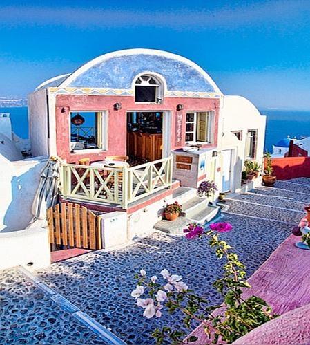 波西米亚风格海景别墅美图欣赏装修效果图