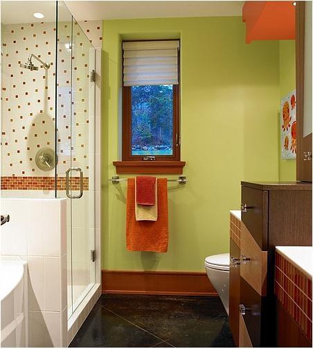单身公寓简欧风格厕所