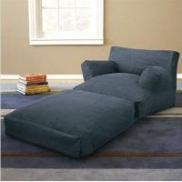 质感沙发床_舒适生活享受装修效果图