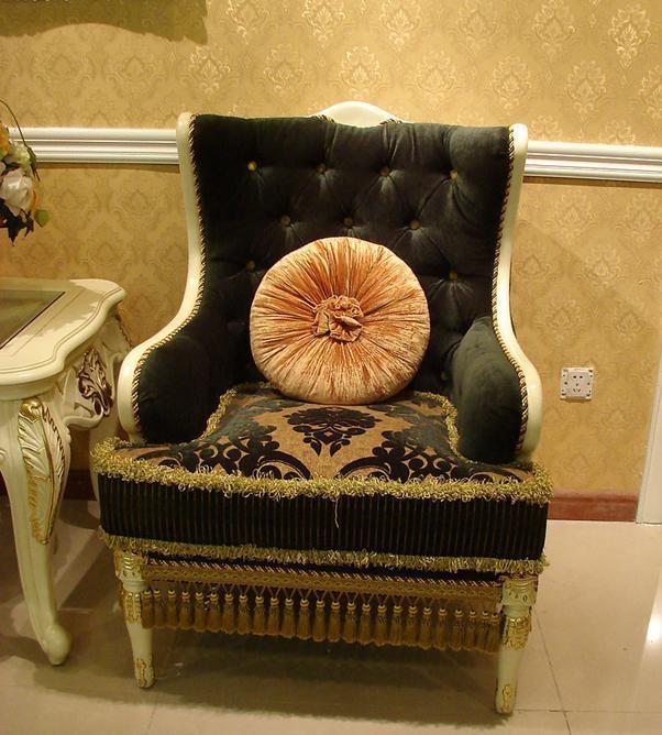 选购单人沙发的技巧装修效果图