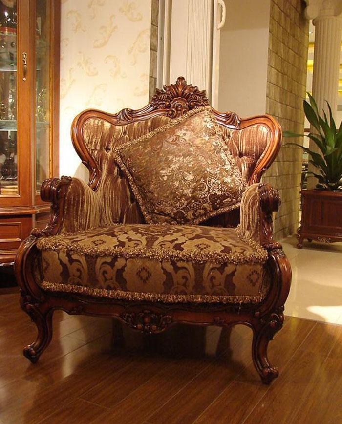 选购单人沙发要注意细节装修效果图