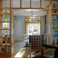 新古典风格隔墙柜设计装修效果图