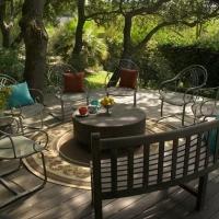 现代家居入户花园设计装修效果图