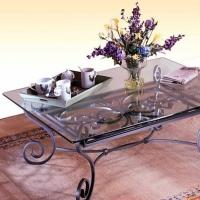 如何清洗和保养铁艺家具装修效果图