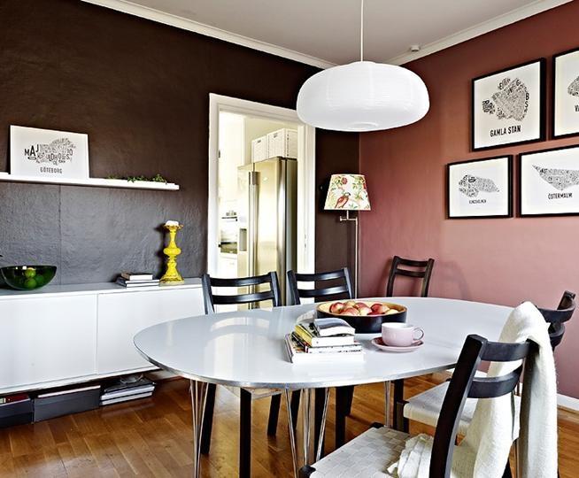 如何选购家庭餐桌椅装修效果图