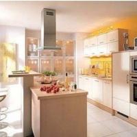 超小户型开放式厨房吊顶装修效果图