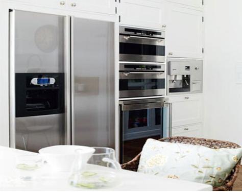 四居室哥特风格厨房开放式厨房