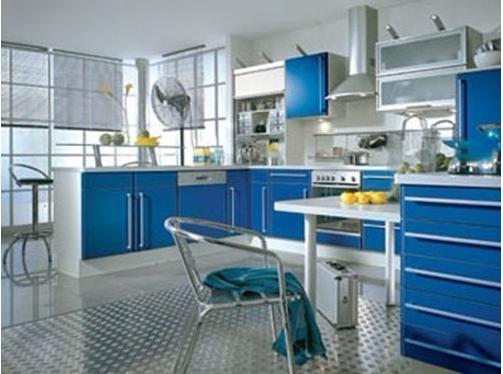 一居室北欧风格厨房开放式厨房