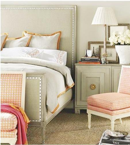 大户型北欧风格交换空间卧室背景墙