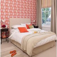 卧室背景墙装饰_点亮沉闷空间装修效果图