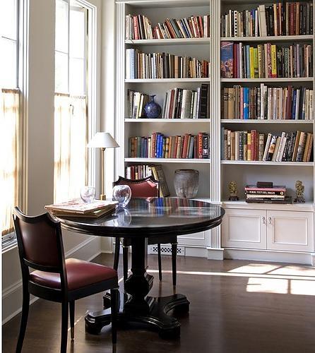 超小户型简约风格书房