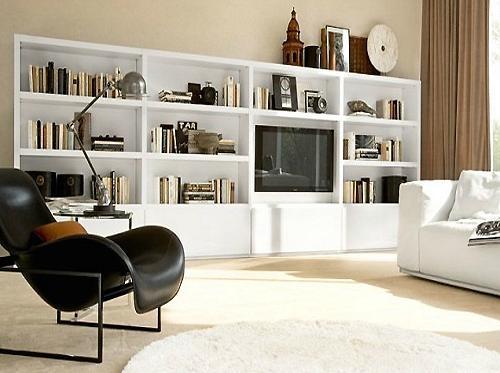 四居室北欧风格书房