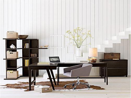 白领公寓中式风格书房