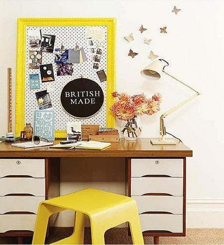 白领公寓哥特风格书房