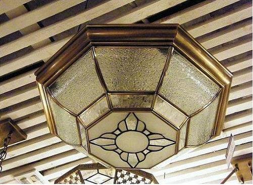 雅致主义书房吊顶装修效果图