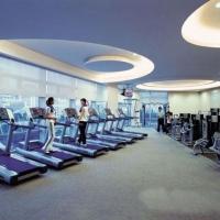 俱乐部设计_打造健身房装修效果图