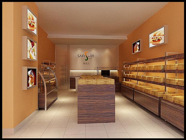 蛋糕店该如何设计风格如何装修?