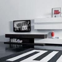 客厅电视背景墙个性设计装修效果图