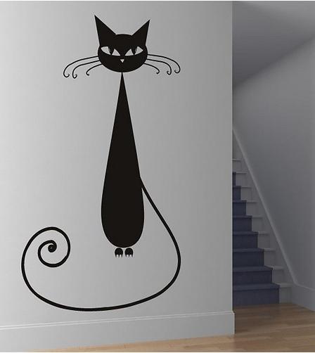 for Decoracion con figuras en la pared