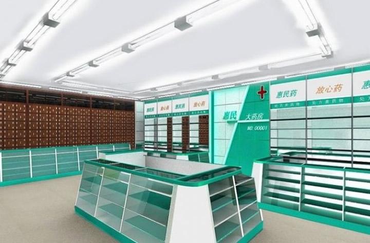 专卖店装修效果图 专卖店装修设计