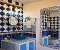 时尚地中海风家居卫浴装修效果图