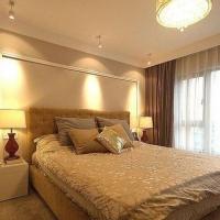 挑高层设计的精美跃层家居装修效果图