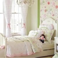 儿童卧室床头柜欣赏装修效果图
