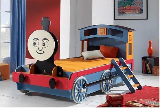 2013个性创意儿童床设计装修效果图图片