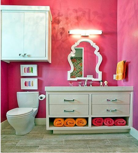 超小户型现代风格厕所