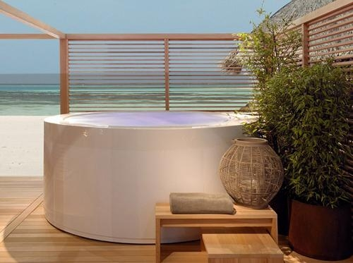 個性潮流海景別墅浴室設計裝修效果圖