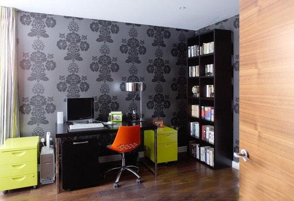 2013地下室两居室装修效果图