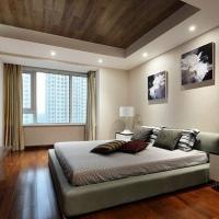 混搭主卧室高雅的休息空间装修效果图