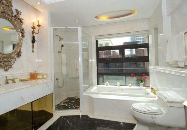 2013洗手间图欣赏装修效果图