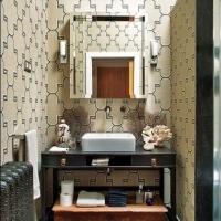 简约风格洗手间装修效果图